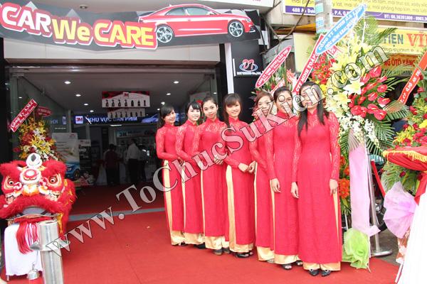 Tổ chức sự kiện Lễ khai trương Trung tâm phim cách nhiệt 3M và chăm sóc xe - Công ty Đại Thống - 06