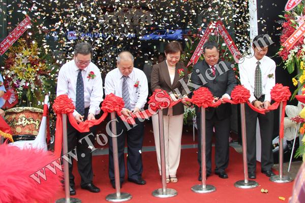 Tổ chức sự kiện Lễ khai trương Trung tâm phim cách nhiệt 3M và chăm sóc xe - Công ty Đại Thống - 14