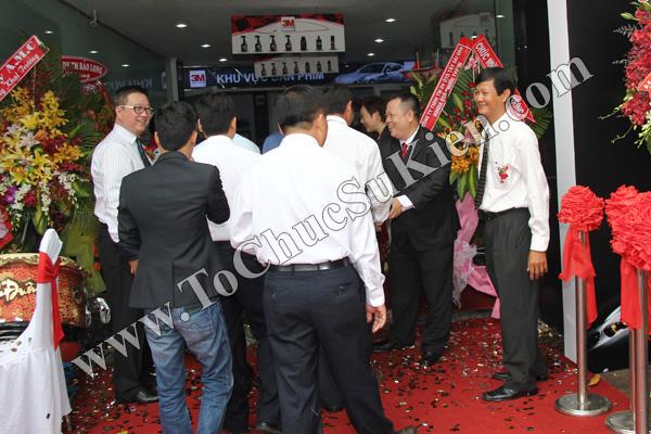 Tổ chức sự kiện Lễ khai trương Trung tâm phim cách nhiệt 3M và chăm sóc xe - Công ty Đại Thống - 15