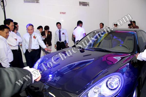 Tổ chức sự kiện Lễ khai trương Trung tâm phim cách nhiệt 3M và chăm sóc xe - Công ty Đại Thống - 19