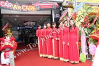 Tổ chức sự kiện Lễ khai trương Trung tâm phim cách nhiệt 3M và chăm sóc xe - Công ty Đại Thống