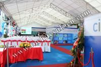 Tổ chức sự kiện Lễ khai trương Nhà máy CICOR ANAM - tại KCN VIệt Nam - Singapore VSIP1