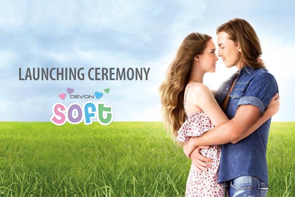 Tổ chức sự kiện lễ ra mắt sản phẩm nước hoa Soft - Devon tại Starcity Hotel - 01