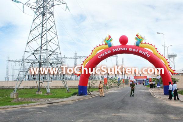 Tổ chức sự kiện Lễ gắn biển công trình Đường dây 220KV - Vĩnh Long - Trà Vinh - Trạm biến áp 220/110KV Trà Vinh - 01
