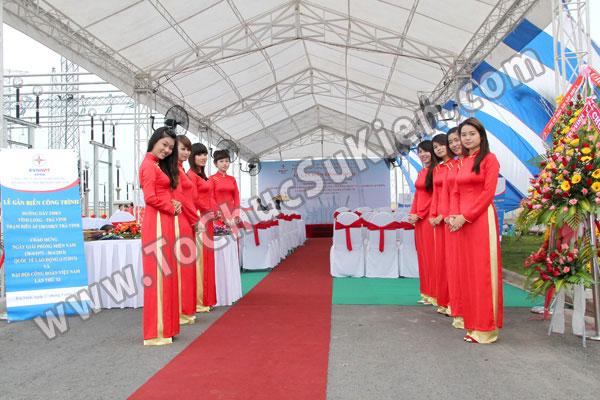 Tổ chức sự kiện Lễ gắn biển công trình Đường dây 220KV - Vĩnh Long - Trà Vinh - Trạm biến áp 220/110KV Trà Vinh - 03