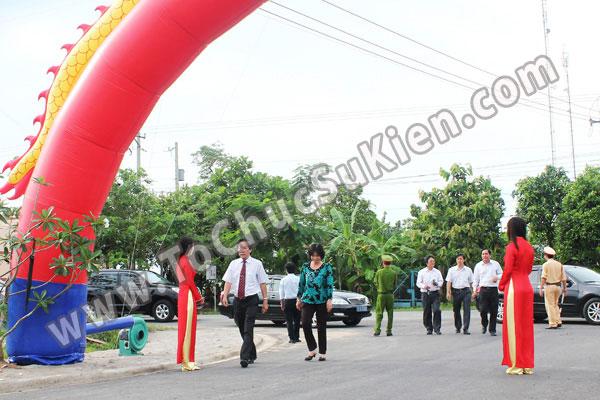 Tổ chức sự kiện Lễ gắn biển công trình Đường dây 220KV - Vĩnh Long - Trà Vinh - Trạm biến áp 220/110KV Trà Vinh - 05