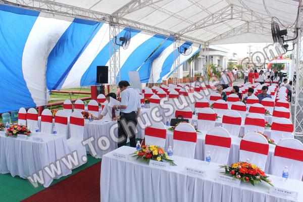 Tổ chức sự kiện Lễ gắn biển công trình Đường dây 220KV - Vĩnh Long - Trà Vinh - Trạm biến áp 220/110KV Trà Vinh - 11