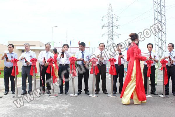 Tổ chức sự kiện Lễ gắn biển công trình Đường dây 220KV - Vĩnh Long - Trà Vinh - Trạm biến áp 220/110KV Trà Vinh - 31