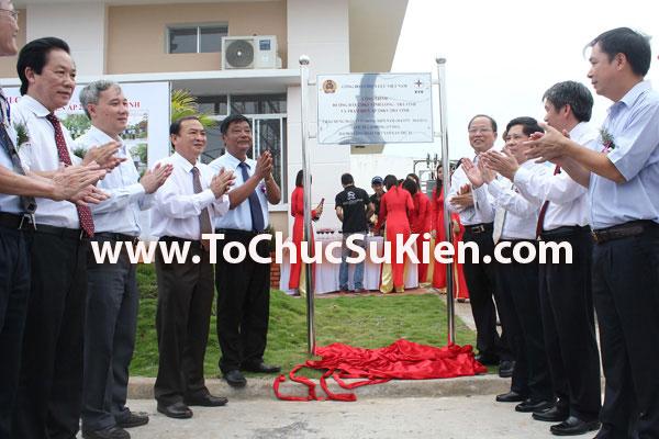Tổ chức sự kiện Lễ gắn biển công trình Đường dây 220KV - Vĩnh Long - Trà Vinh - Trạm biến áp 220/110KV Trà Vinh - 34