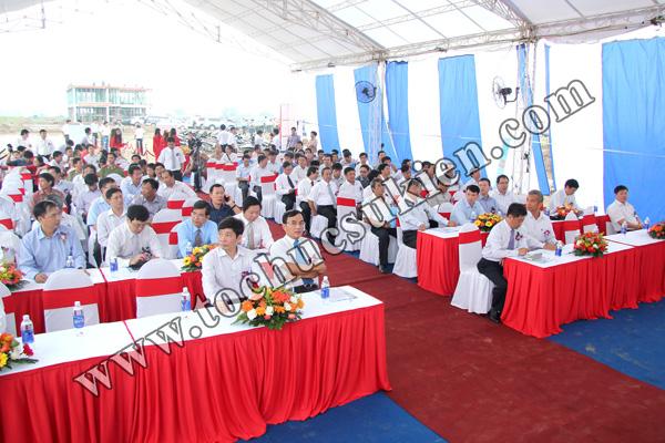 Tổ chức sự kiện Lễ Tổng kết thi đua liên kết ĐZ 220KV220KV Đăk Nông -Phước Long - Bình Long và Phát động thi đua liên kết ĐZ 500KV Pleiku -Mỹ Phước - Cầu Bông - Tập đoàn Điện lực Việt Nam - 07