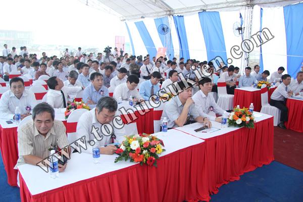 Tổ chức sự kiện Lễ Tổng kết thi đua liên kết ĐZ 220KV220KV Đăk Nông -Phước Long - Bình Long và Phát động thi đua liên kết ĐZ 500KV Pleiku -Mỹ Phước - Cầu Bông - Tập đoàn Điện lực Việt Nam - 16
