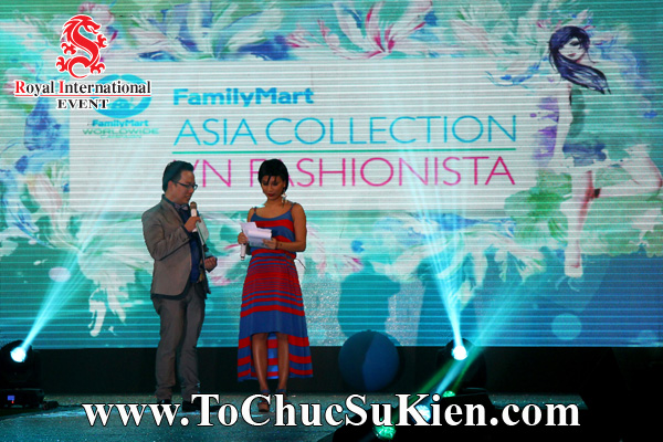 Tổ chức sự kiện Lễ hội thời trang Family Mart Asia Collection VN Fashionista - 10