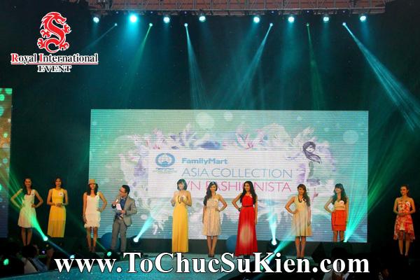 Tổ chức sự kiện Lễ hội thời trang Family Mart Asia Collection VN Fashionista - 12