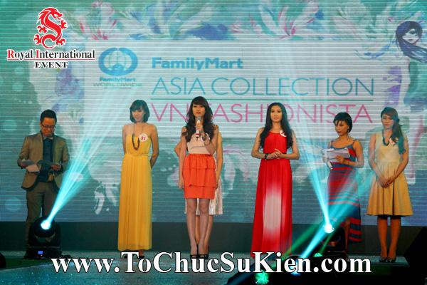 Tổ chức sự kiện Lễ hội thời trang Family Mart Asia Collection VN Fashionista - 13