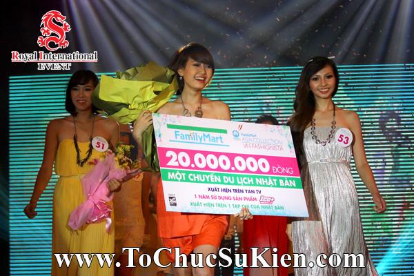 Tổ chức sự kiện Lễ hội thời trang Family Mart Asia Collection VN Fashionista - 26