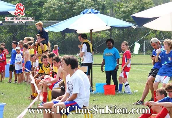 Tổ chức sự kiện - Cung cấp thiết bị - nhân sự cho Giải bóng đá các trường Pháp quốc Tế International Marguerite Duras - 05