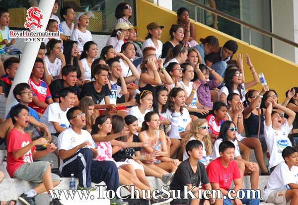 Tổ chức sự kiện - Cung cấp thiết bị - nhân sự cho Giải bóng đá các trường Pháp quốc Tế International Marguerite Duras - 08