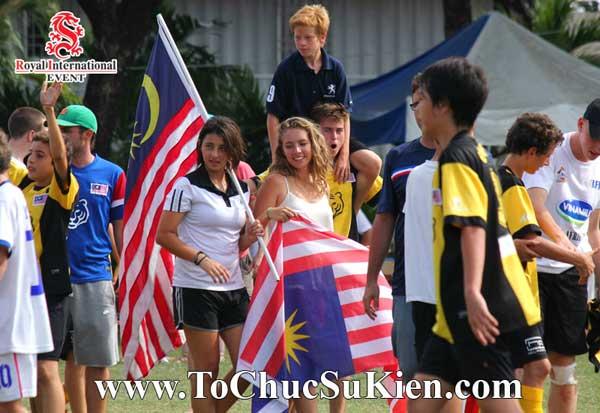 Tổ chức sự kiện - Cung cấp thiết bị - nhân sự cho Giải bóng đá các trường Pháp quốc Tế International Marguerite Duras - 09