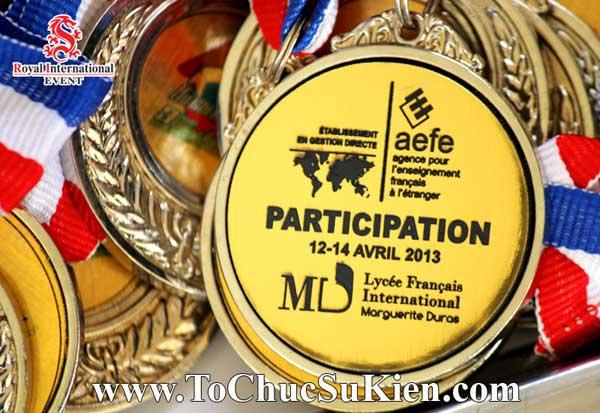 Tổ chức sự kiện - Cung cấp thiết bị - nhân sự cho Giải bóng đá các trường Pháp quốc Tế International Marguerite Duras - 13