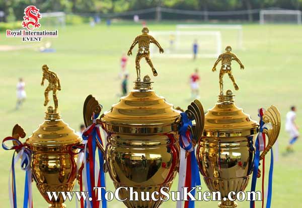 Tổ chức sự kiện - Cung cấp thiết bị - nhân sự cho Giải bóng đá các trường Pháp quốc Tế International Marguerite Duras - 14