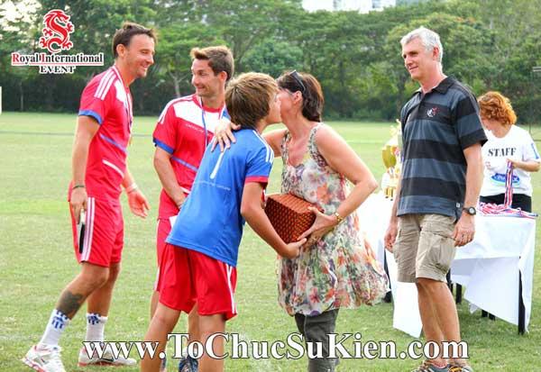 Tổ chức sự kiện - Cung cấp thiết bị - nhân sự cho Giải bóng đá các trường Pháp quốc Tế International Marguerite Duras - 18