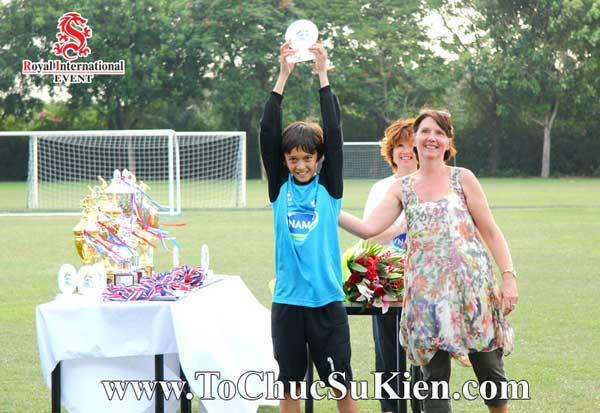 Tổ chức sự kiện - Cung cấp thiết bị - nhân sự cho Giải bóng đá các trường Pháp quốc Tế International Marguerite Duras - 20