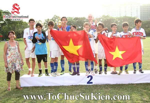 Tổ chức sự kiện - Cung cấp thiết bị - nhân sự cho Giải bóng đá các trường Pháp quốc Tế International Marguerite Duras - 22