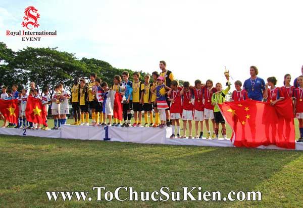Tổ chức sự kiện - Cung cấp thiết bị - nhân sự cho Giải bóng đá các trường Pháp quốc Tế International Marguerite Duras - 24