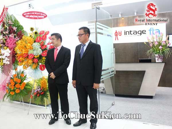 Tổ chức sự kiện Lễ khai trương văn phòng mới Công ty Nghiên cứu thị trường FTA - 01