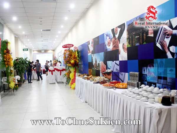 Tổ chức sự kiện Lễ khai trương văn phòng mới Công ty Nghiên cứu thị trường FTA - 02