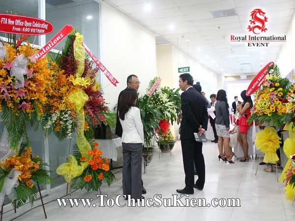 Tổ chức sự kiện Lễ khai trương văn phòng mới Công ty Nghiên cứu thị trường FTA - 04