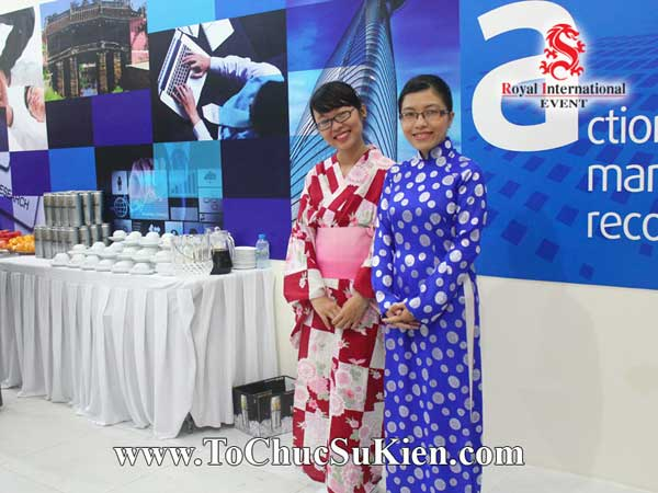 Tổ chức sự kiện Lễ khai trương văn phòng mới Công ty Nghiên cứu thị trường FTA - 05