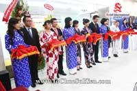 Tổ chức sự kiện Lễ khai trương văn phòng mới Công ty Nghiên cứu thị trường FTA