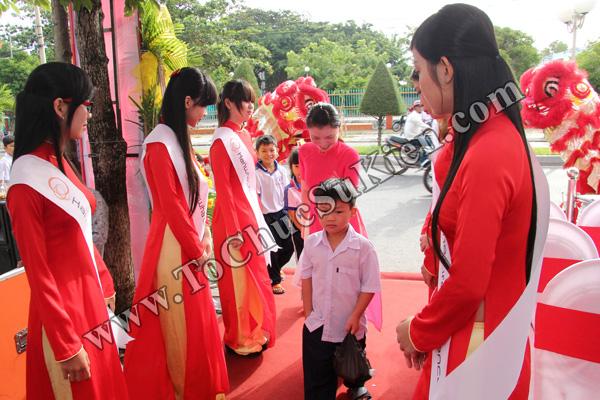 Tổ chức sự kiện Lễ khai trương Văn phòng Kinh doanh Kiên Giang - Cty Bảo hiểm Hanwha Life Việt Nam - 04