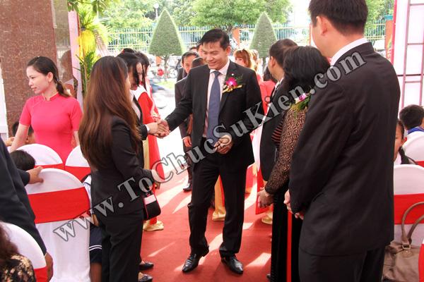 Tổ chức sự kiện Lễ khai trương Văn phòng Kinh doanh Kiên Giang - Cty Bảo hiểm Hanwha Life Việt Nam - 06