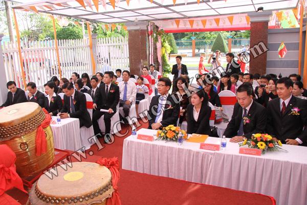 Tổ chức sự kiện Lễ khai trương Văn phòng Kinh doanh Kiên Giang - Cty Bảo hiểm Hanwha Life Việt Nam - 07