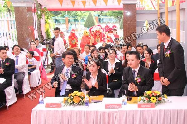 Tổ chức sự kiện Lễ khai trương Văn phòng Kinh doanh Kiên Giang - Cty Bảo hiểm Hanwha Life Việt Nam - 11