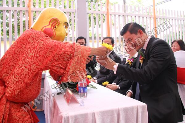Tổ chức sự kiện Lễ khai trương Văn phòng Kinh doanh Kiên Giang - Cty Bảo hiểm Hanwha Life Việt Nam - 16
