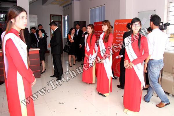 Tổ chức sự kiện Lễ khai trương Văn phòng Kinh doanh Kiên Giang - Cty Bảo hiểm Hanwha Life Việt Nam - 29