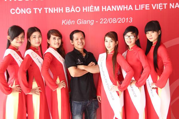 Tổ chức sự kiện Lễ khai trương Văn phòng Kinh doanh Kiên Giang - Cty Bảo hiểm Hanwha Life Việt Nam - 32