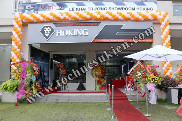 Tổ chức sự kiện Lễ khai trương Showroom HDKing Phú Mỹ Hưng - Công ty Thế Giới Công Nghệ - 01