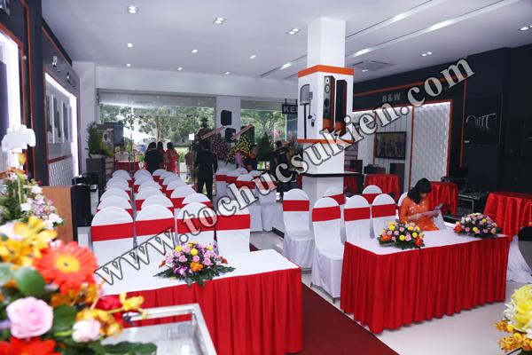 Tổ chức sự kiện Lễ khai trương Showroom HDKing Phú Mỹ Hưng - Công ty Thế Giới Công Nghệ - 02