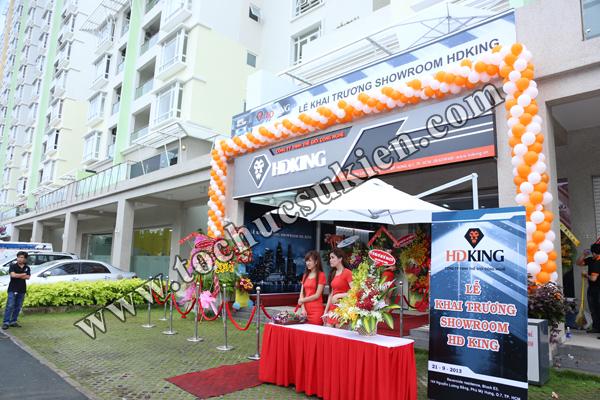Tổ chức sự kiện Lễ khai trương Showroom HDKing Phú Mỹ Hưng - Công ty Thế Giới Công Nghệ - 03