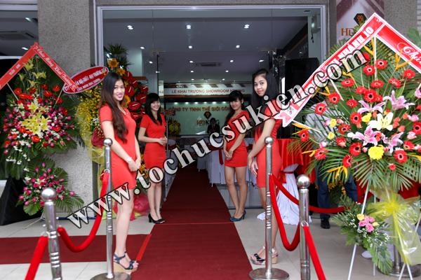 Tổ chức sự kiện Lễ khai trương Showroom HDKing Phú Mỹ Hưng - Công ty Thế Giới Công Nghệ - 04