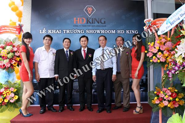 Tổ chức sự kiện Lễ khai trương Showroom HDKing Phú Mỹ Hưng - Công ty Thế Giới Công Nghệ - 05
