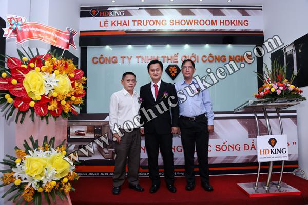 Tổ chức sự kiện Lễ khai trương Showroom HDKing Phú Mỹ Hưng - Công ty Thế Giới Công Nghệ - 07