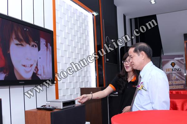 Tổ chức sự kiện Lễ khai trương Showroom HDKing Phú Mỹ Hưng - Công ty Thế Giới Công Nghệ - 08