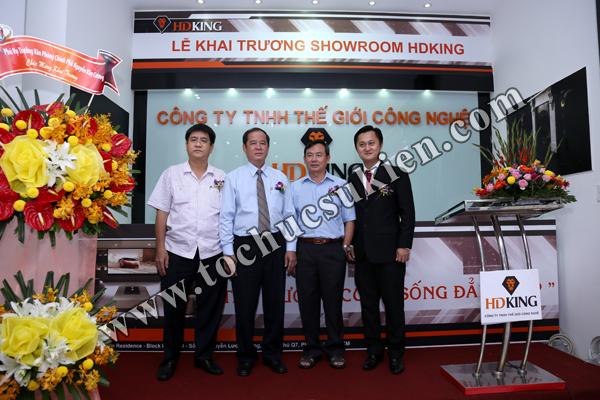 Tổ chức sự kiện Lễ khai trương Showroom HDKing Phú Mỹ Hưng - Công ty Thế Giới Công Nghệ - 09