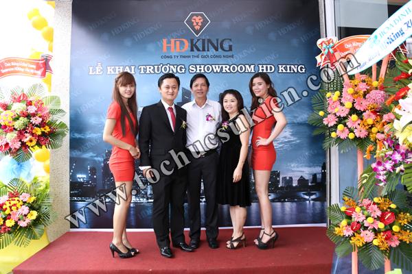 Tổ chức sự kiện Lễ khai trương Showroom HDKing Phú Mỹ Hưng - Công ty Thế Giới Công Nghệ - 11
