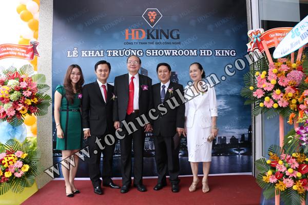 Tổ chức sự kiện Lễ khai trương Showroom HDKing Phú Mỹ Hưng - Công ty Thế Giới Công Nghệ - 12